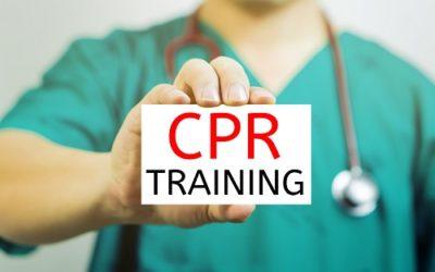 C.P.R y primeros auxilios